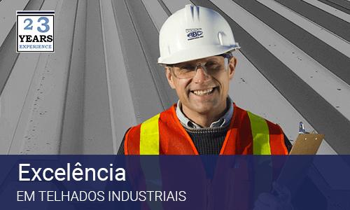 Excelência em Telhados Industriais