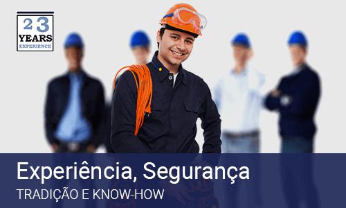 Experiência, Segurança, Tradição e Know-how