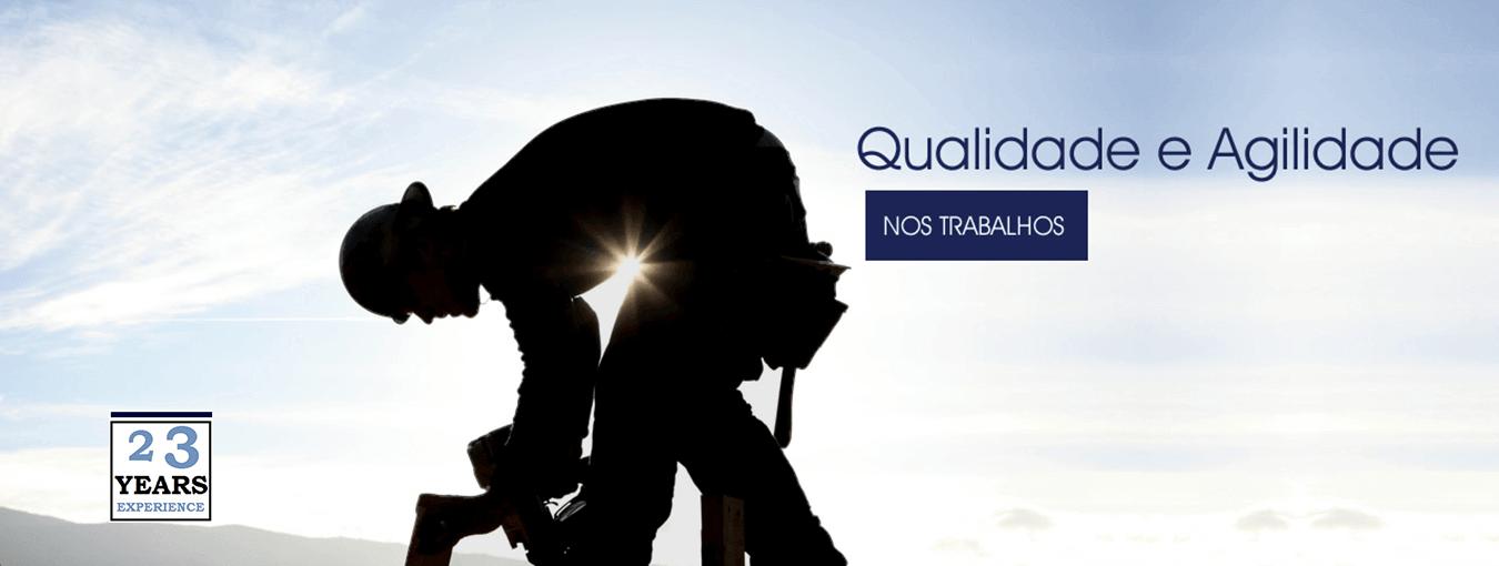 Qualidade e Agilidade nos Trabalhos