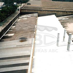 Empresa de Reforma para Telhados Industriais