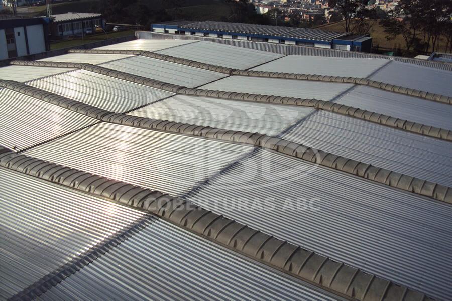 Reforma e Manutenção de Telhados Industriais - 11