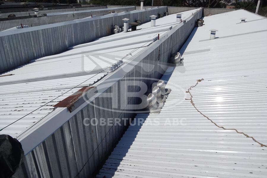 Reforma e Manutenção de Telhados Industriais - 7