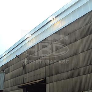 Iluminação Natural para Telhados - 2