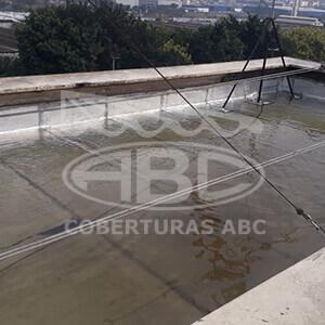 Impermeabilização de Telhados Industriais - 2