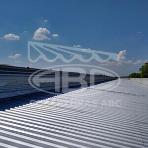Instalação de Telhados Industriais - 1