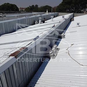 Instalação de Telhados Industriais - 4