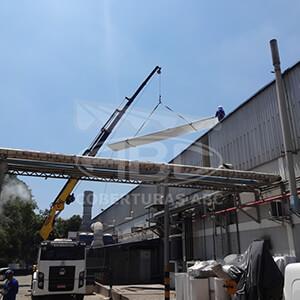 Mão-de-obra Especializada em Telhados Industriais - 4