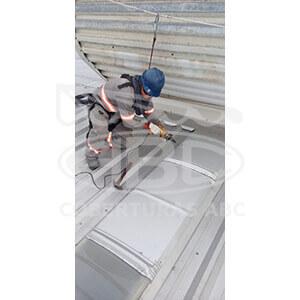 Reparos Emergenciais para Telhados Industriais - 4