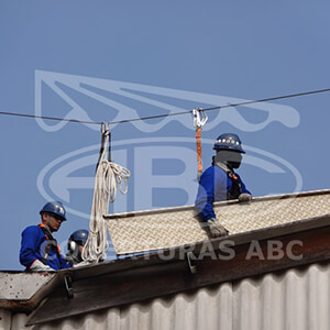 Serviços de Manutenção em Telhados