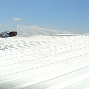 Substituição de Telhados Industriais - 4