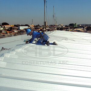 Empresa de Manutenção de Telhados Industriais