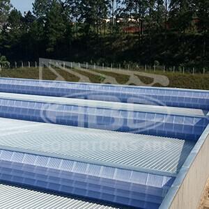 Iluminação Natural para Telhados
