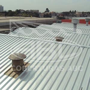 Instalação de Telhados Industriais