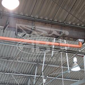 Manutenção Corretiva para Telhados Industriais
