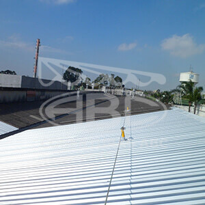 Substituição de Telhados Industriais